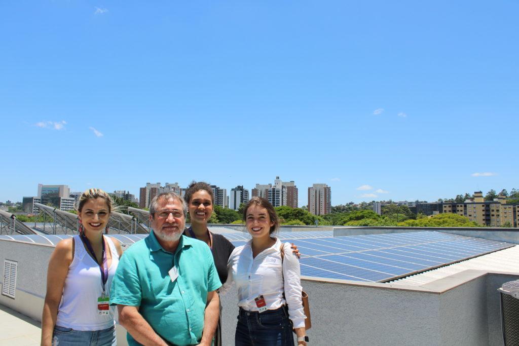 Indicação Solidária - Elysia energia solar Porto Alegre