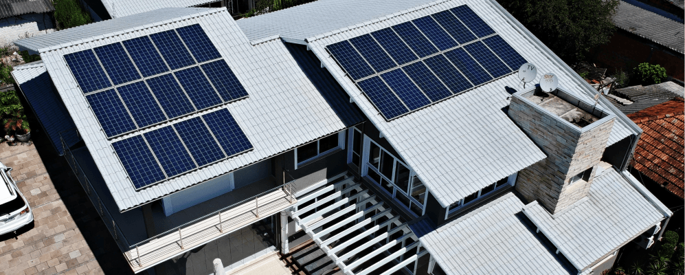 Energia solar residencial Esteio