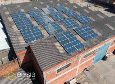 Energia solar comercial em Porto Alegre