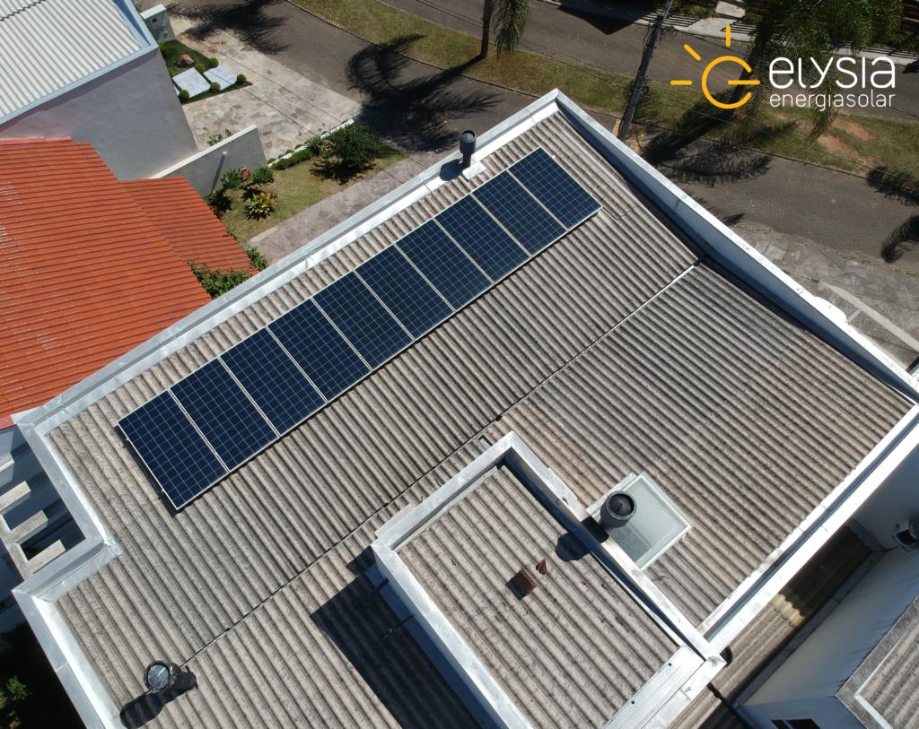 Solução completa de energia fotovoltaica em Porto Alegre
