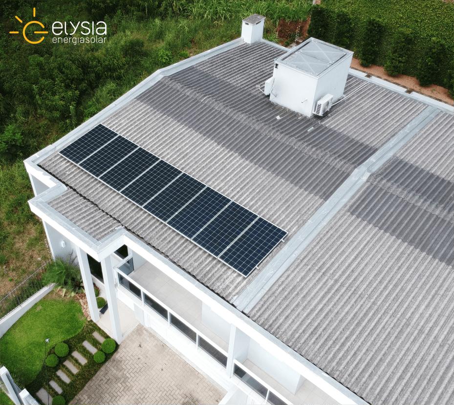 Energia fotovoltaica em Novo Hamburgo - Elysia energia solar do Grande do Sul