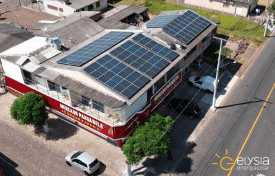 Energia solar em mercado - Elysia energia fotovoltaica RS