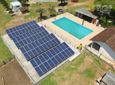 Energia solar em sindicato - Elysia energia fotovoltaica Gravataí