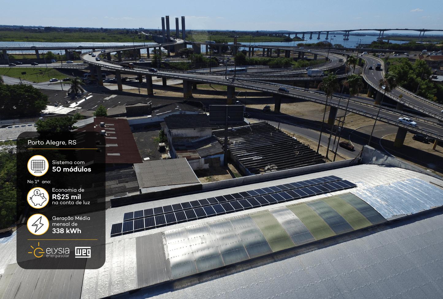 Investir em energia solar - Elysia sistema fotovoltaico