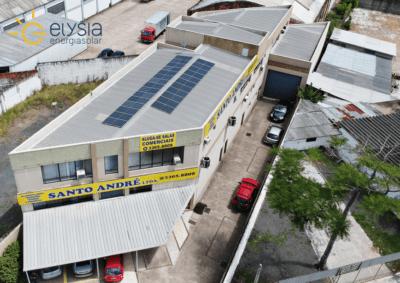 Energia fotovoltaica comercial Porto Alegre - Elysia energia solar RS