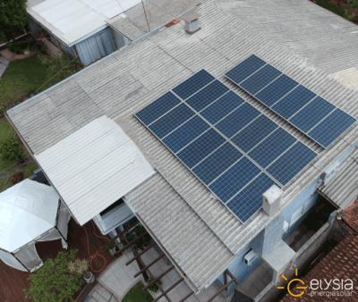 Energia solar fotovoltaica em Novo Hamburgo - Elysia energia limpa RS