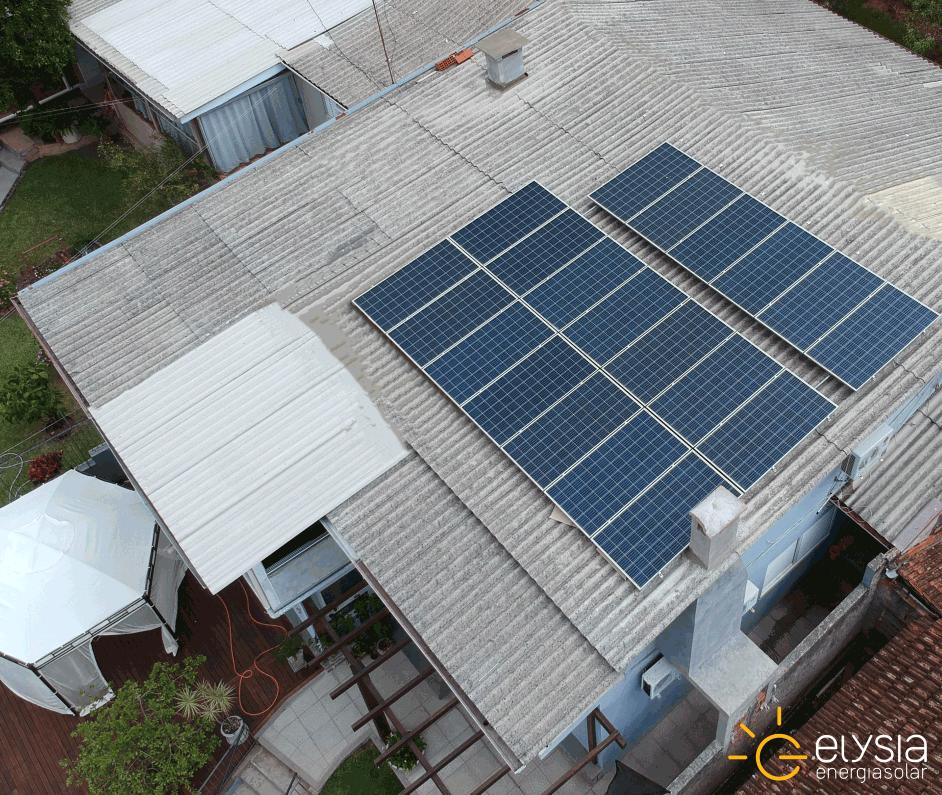 Energia solar fotovoltaica em Novo Hamburgo