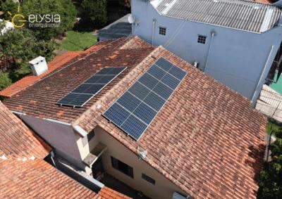Projeto fotovoltaico em Gravataí - Elysia energia solar RS