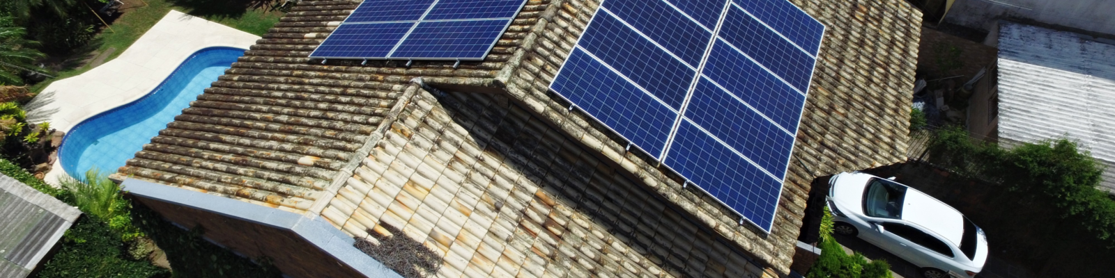 Energia solar residencial em Porto Alegre - Elysia sistema fotovoltaico RS