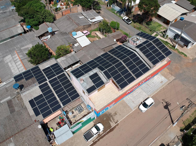 Gravataí energia solar - Elysia sistema fotovoltaico RS