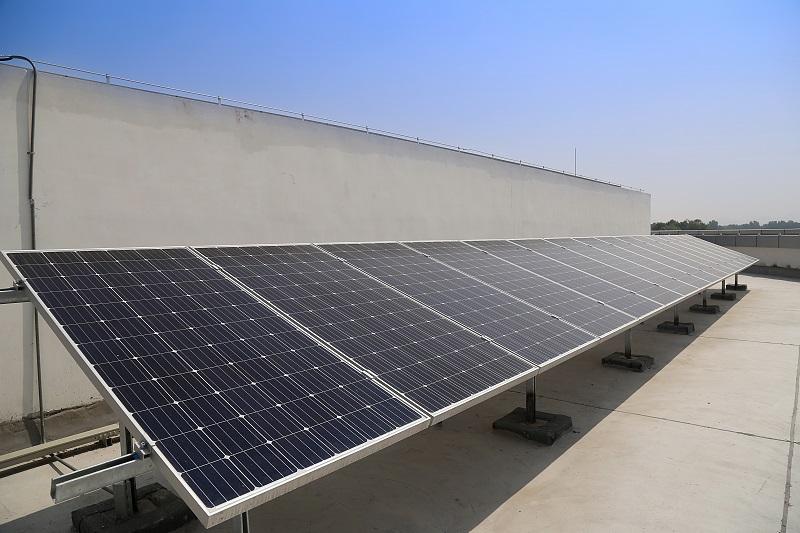 Índia energia solar - Elysia sistema fotovoltaico Rio Grande do Sul
