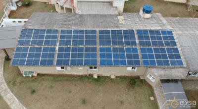Energia solar comercial Gravataí - Elysia sistema fotovoltaico RS