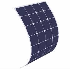Placa solar filme fino