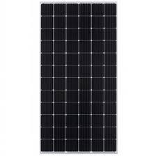 Módulo solar monocristalino