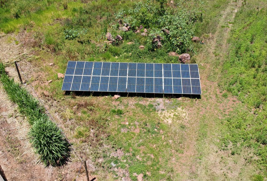 Energia solar agronegócio - Elysia sistema fotovoltaico Rio Grande do Sul