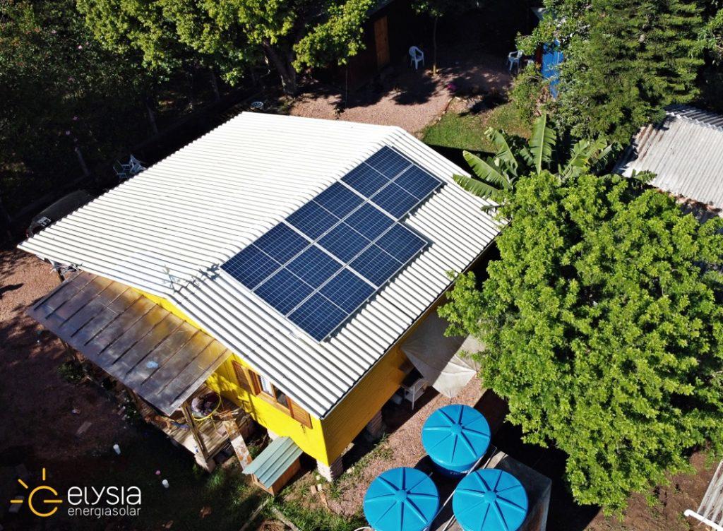 Energia solar fotovoltaica em Viamão - Elysia sistema fotovoltaica RS