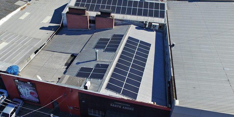 Energia fotovoltaica comercial - Elysia energia solar Porto Alegre