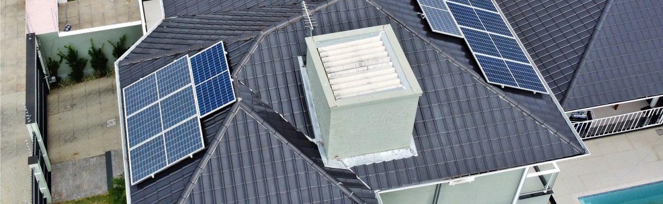 Casa com energia solar - Elysia sistema fotovoltaico Grande Porto Alegre