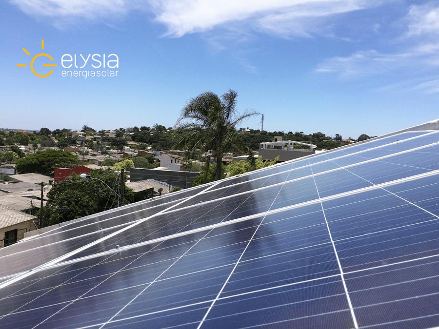 Elysia energia solar Alvorada