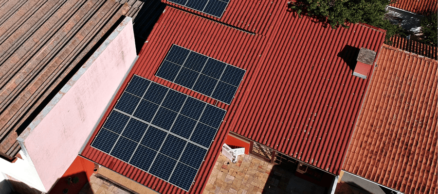 Energia solar em casa de Porto Alegre - Elysia sistema fotovoltaico Rio Grande do Sul