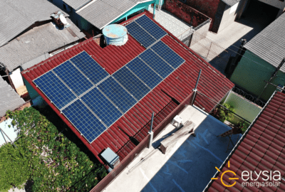 Sistema fotovoltaico em Cachoeirinha - Elysia energia solar Rio Grande do Sul