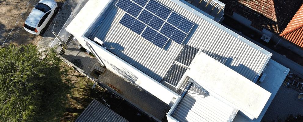Energia limpa em casa de Porto Alegre - Elysia sistema fotovoltaico Rio Grande do Sul