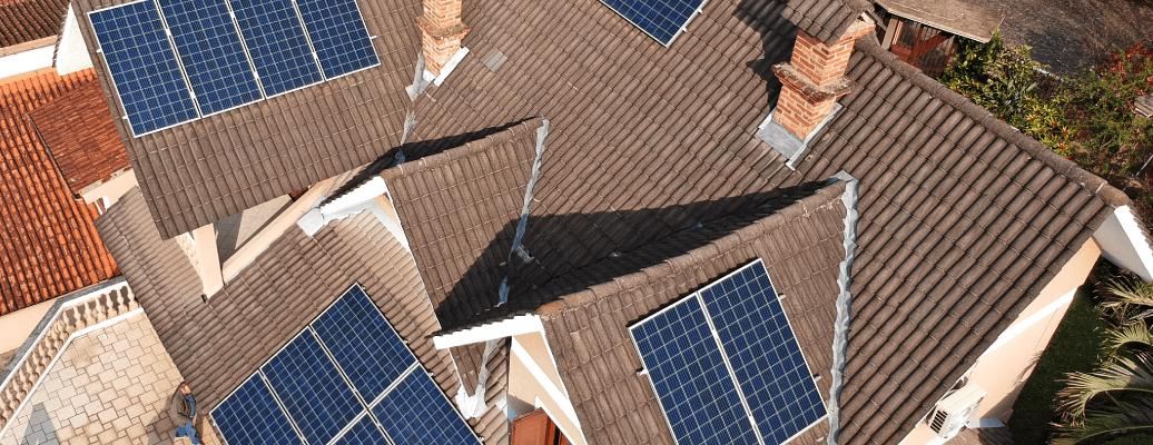 Sistema fotovoltaico residencial em Novo Hamburgo - Elysia energia solar RS
