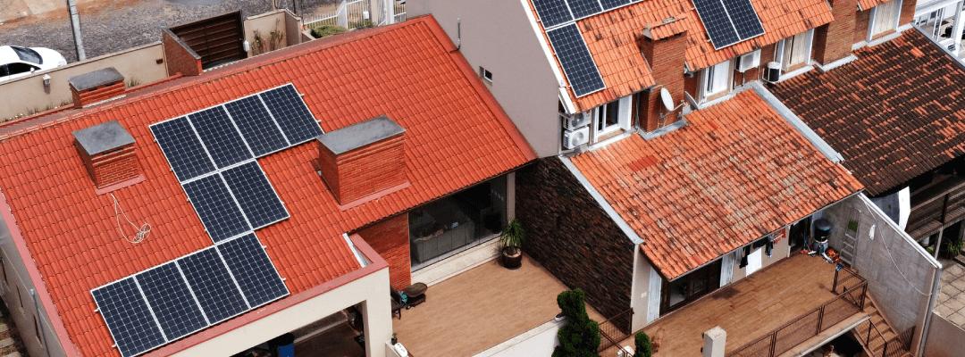 Sistema fotovoltaico residencial São Leopoldo - Elysia energia solar Vale dos Sinos