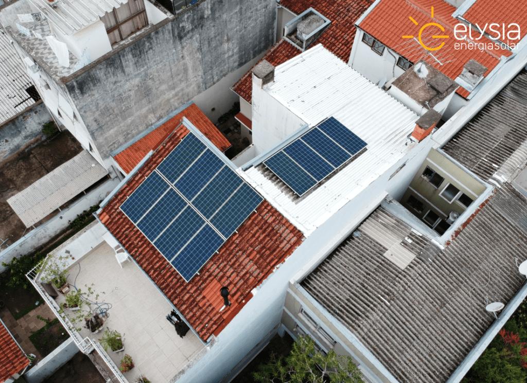 Energia fotovoltaica residencial Porto Alegre - Elysia energia solar Rio Grande do Sul