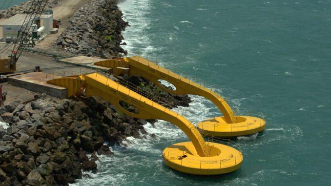 Energia limpa oceânica - Elysia energia renovável Porto Alegre
