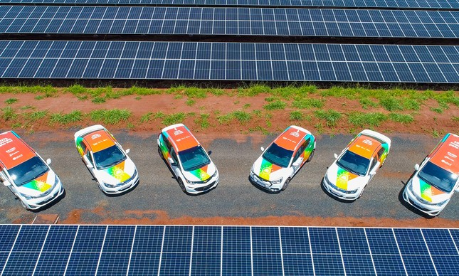 Veículos elétricos - Elysia energia solar Brasil