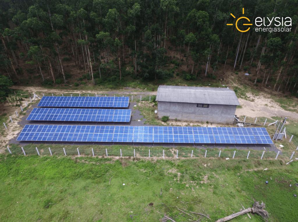 Energia solar de geração distribuída