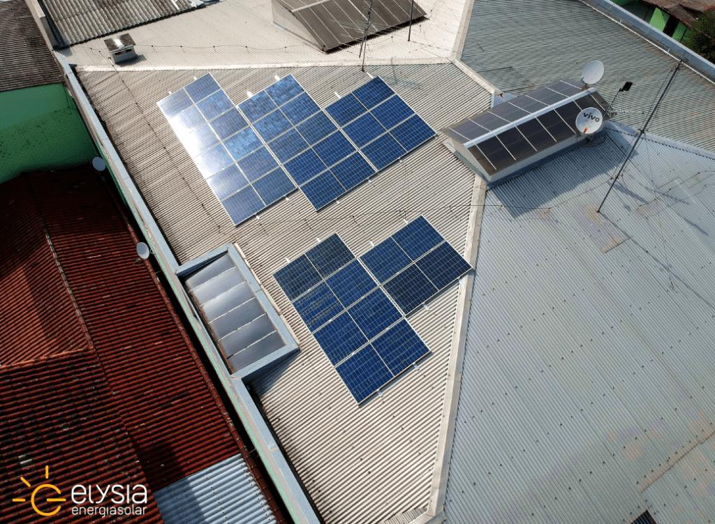 Energia solar fotovoltaica em Gravataí