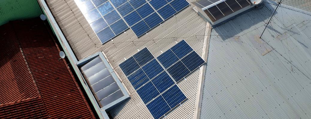 Energia solar fotovoltaica em Gravataí - Sistema solar RS