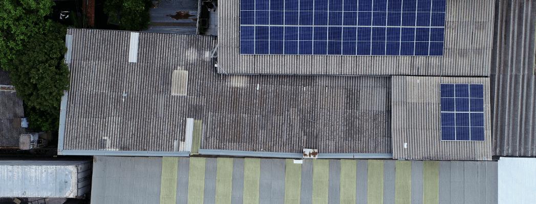 Loja de móveis energia solar - Elysia sistema fotovoltaico Porto Alegre
