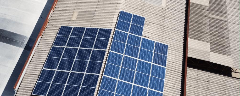 Comércio de POA com energia solar - Elysia solução completa energia fotovoltaica