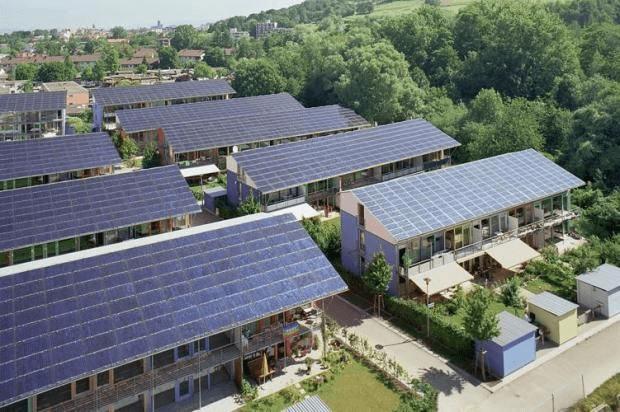 Arquitetura painéis solares - Elysia sistema fotovoltaico RS