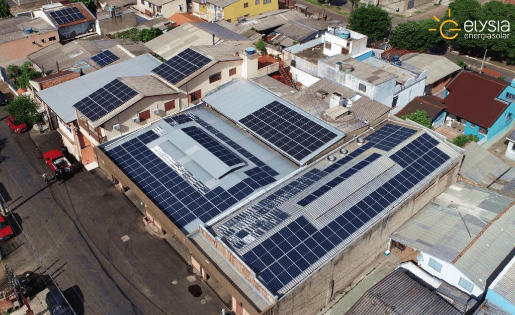 Energia solar empresa de Porto Alegre