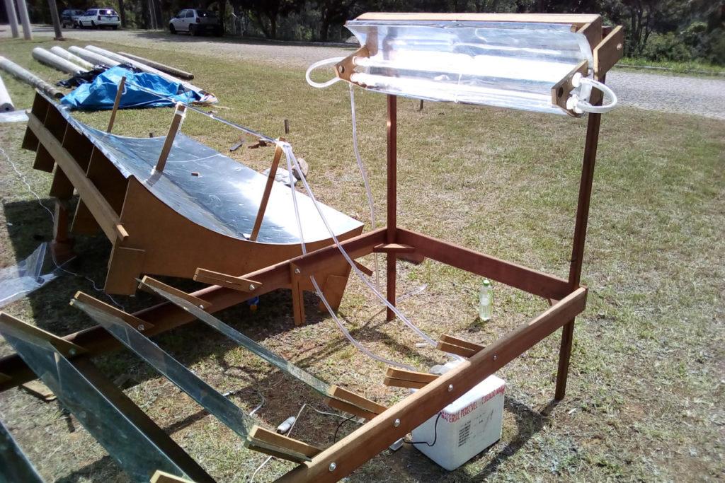 UFRGS tecnologia energia solar - Elysia sistema fotovoltaico RS
