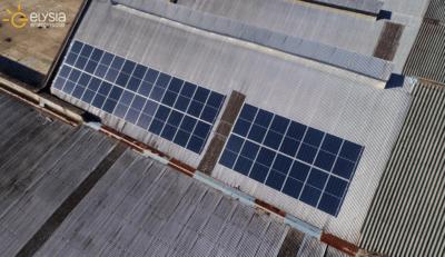 Sistema fotovoltaico Santa Cruz do Sul Elysia
