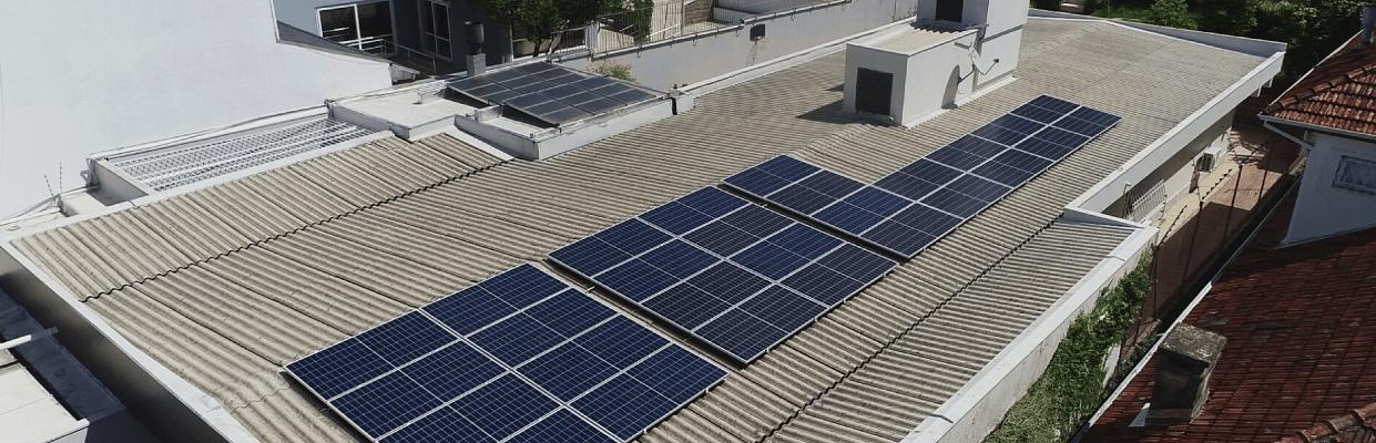 Sistema fotovoltaico residencial em Porto Alegre - Elysia energia solar RS