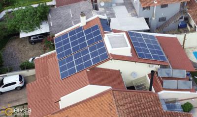 Energia fotovoltaica residencial em Porto Alegre - Elysia sistema energia solar RS