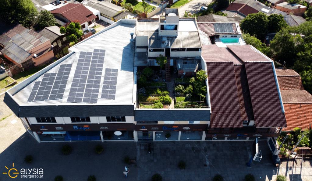 Energia solar no varejo de Viamão - Elysia sistema fotovoltaico Rio Grande do Sul