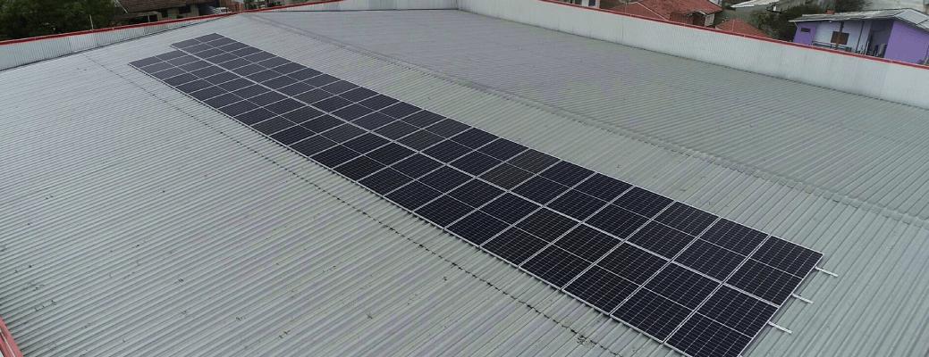 Energia solar comercial São Leopoldo - Elysia sistema fotovoltaico Rio Grande do Sul