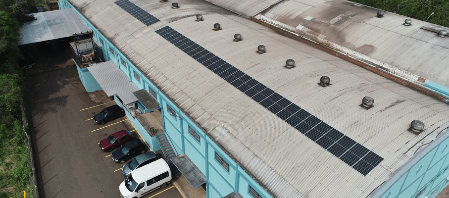 Energia solar comercial Ivoti - Elysia sistema fotovoltaico Rio Grande do Sul